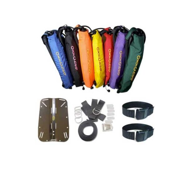 Oxycheq 30lbs BCD BC Systems