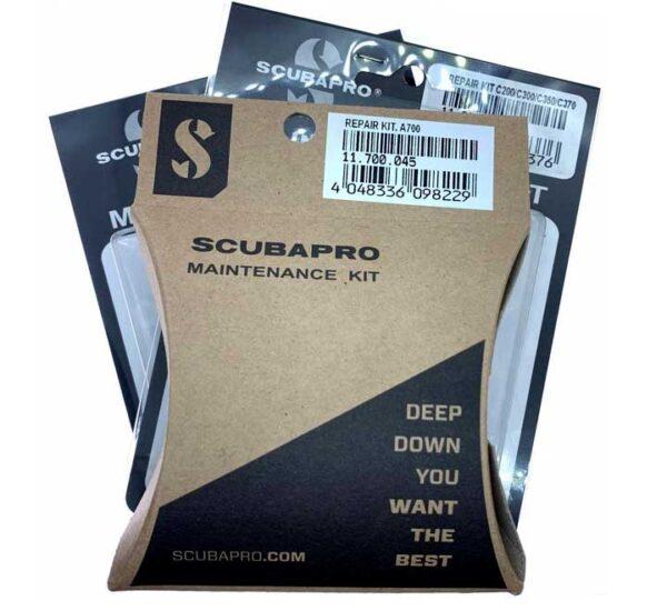 scubapro service kits