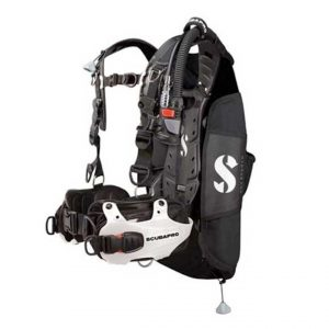 Rear Inflated BCD