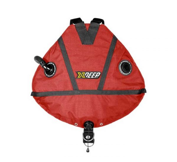 Xdeep Stealth Tec 2.0 Red