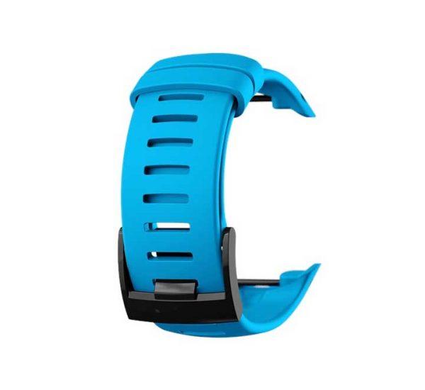 Suunto D4i Novo Silicone Strap Blue