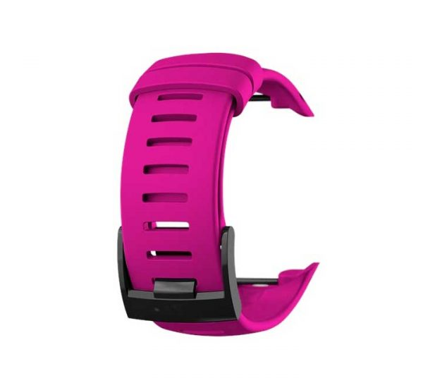 Suunto D4i Novo Silicone Strap Pink
