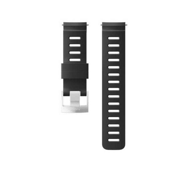 Suunto D5 Silicone Color Strap Black