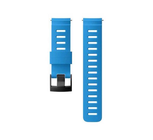 Suunto D5 Silicone Color Strap Blue