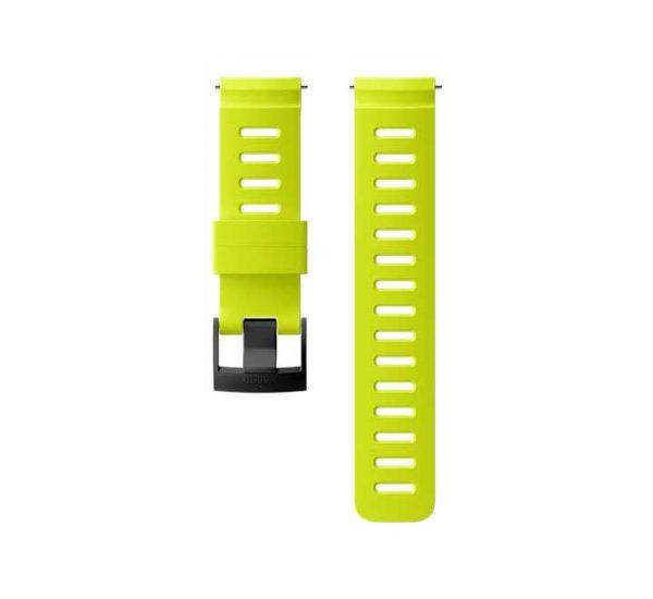 Suunto D5 Silicone Color Strap Lime