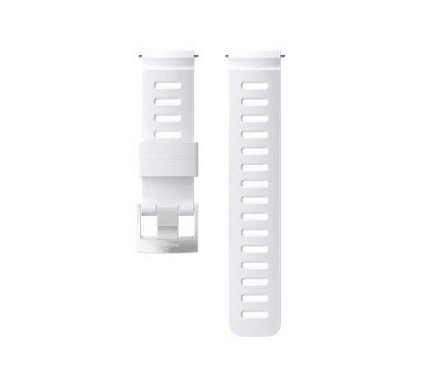 Suunto D5 Silicone Color Strap White