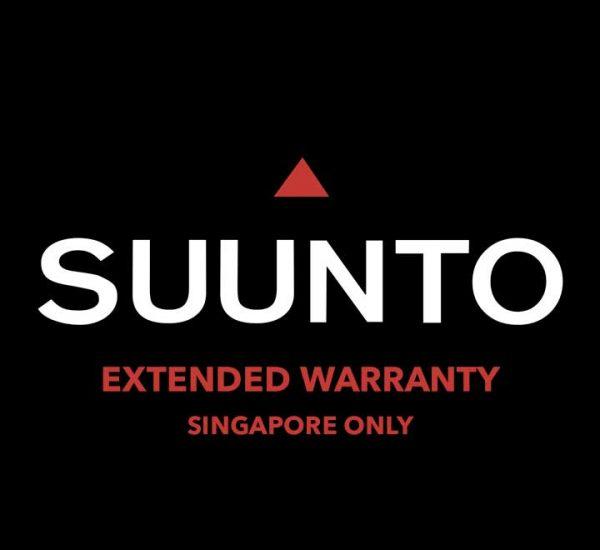 Suunto Singapore Extended Warranty Program