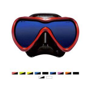 Gull Vader Amber Lens Mask