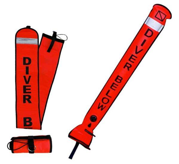OEM Delayed Surfaced Marker Buoy DSMB SMB Scuba