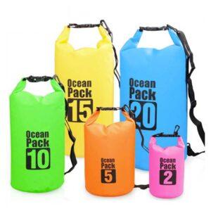 ocean pack dry bag scuba diving