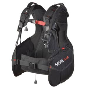 seac-sub-club-bcd-buoyancy-control-device