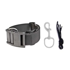 sidemount tank cylinder rigging staging kit cam band