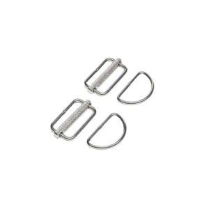 Sidemount Sliding D-Ring