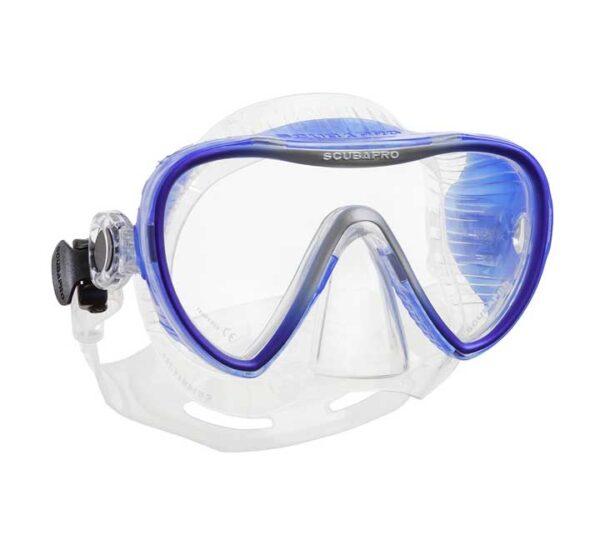 scubapro SYNERGY 2 TRUFIT blue