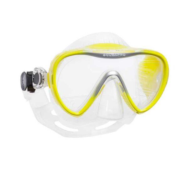 scubapro SYNERGY 2 TRUFIT yellow